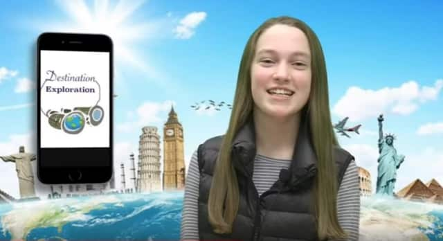 A team of sixth- to eighth-grade students from Franklin Avenue Middle School in Franklin Lakes has been named Best in State winners in the Verizon Innovative Learning app challenge for its mobile app. The public may vote by Feb. 14.
