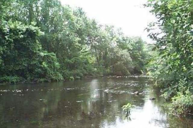 Perry's Mill Ponds in Fairfield
