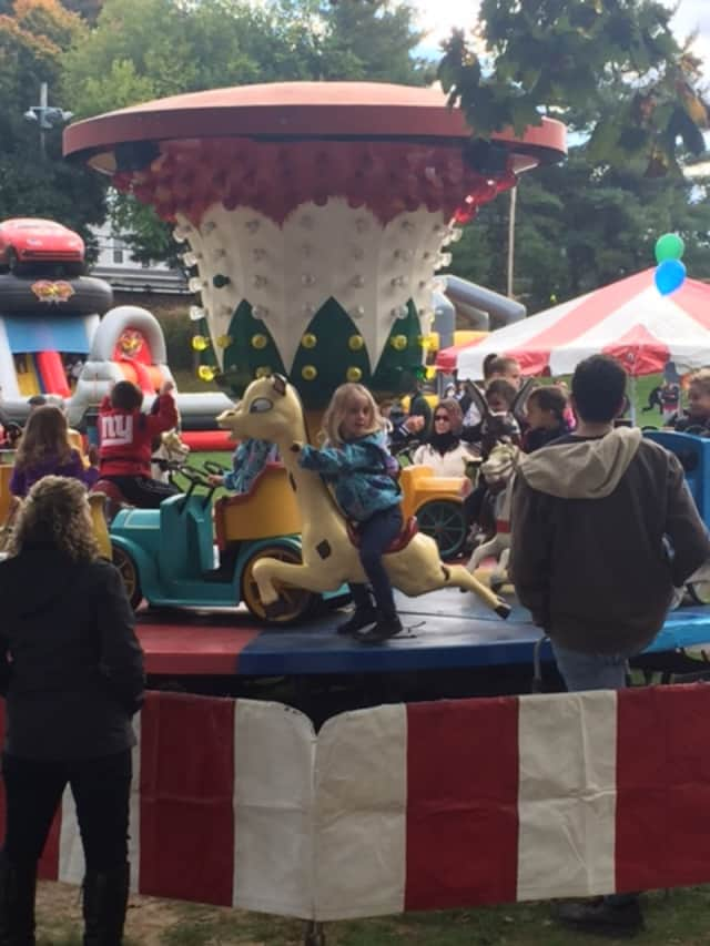 The 2015 Mount Pleasant Fall Foliage Festival took place Oct. 17.
