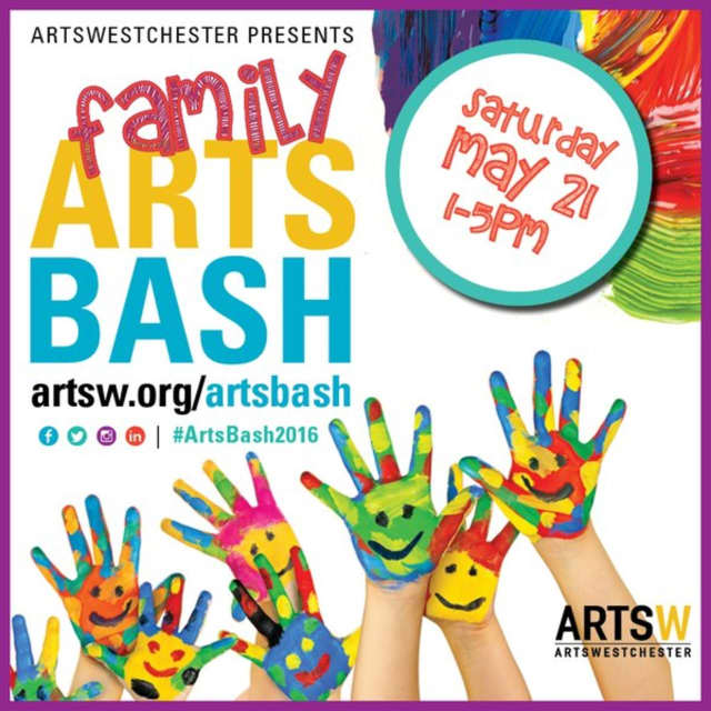 Alliance Francaise will host Family ArtsBash on May 21 in the Artswestchester building in White Plains.