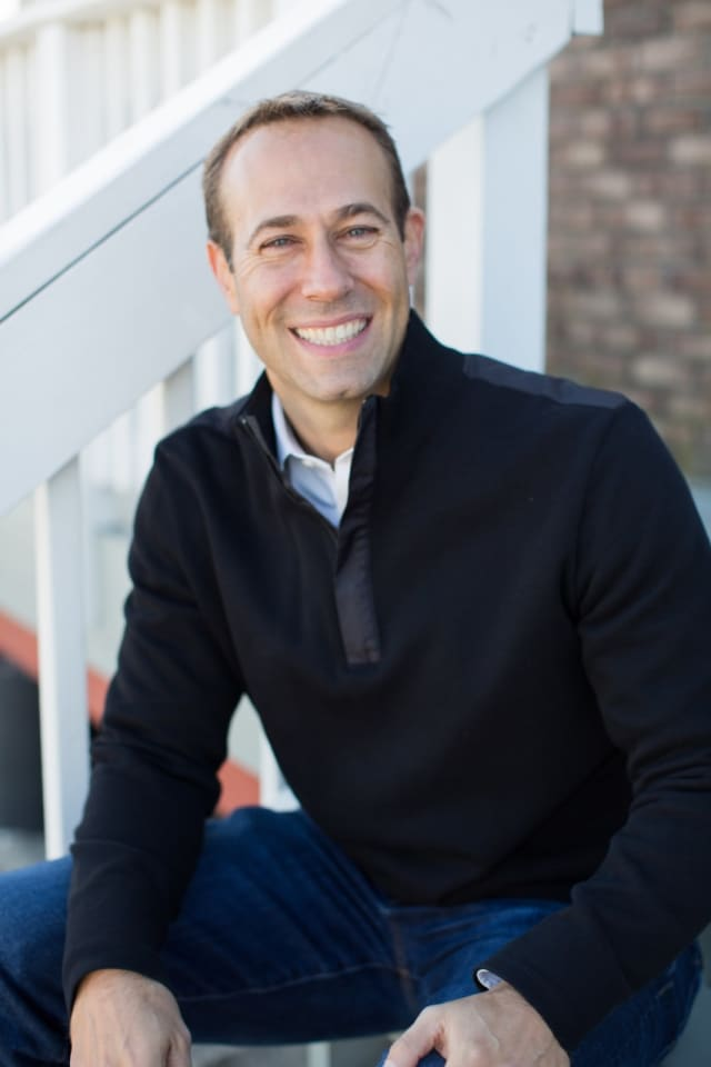 Brian Farnen, newly-elected member of the Connecticut House of Representatives