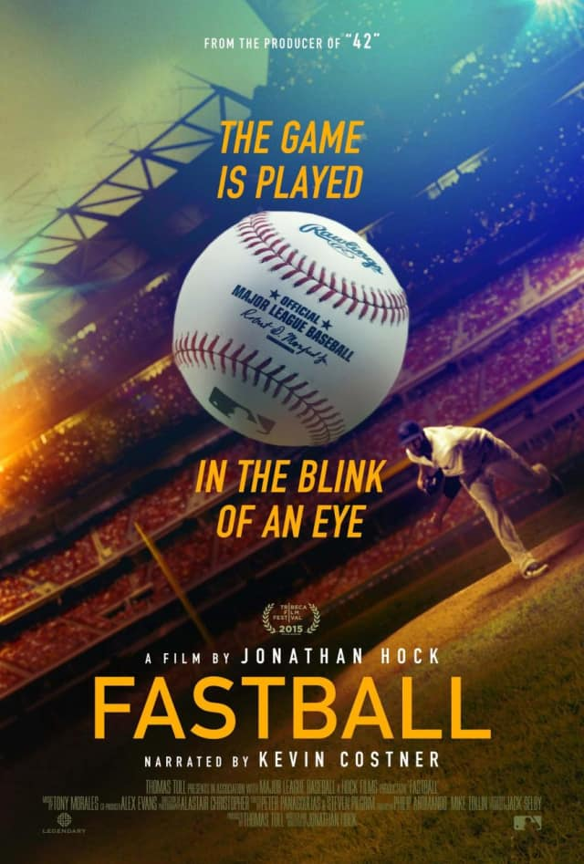 """""""Fastball"""" will be screened on Sunday, May 15, at 4 p.m."""