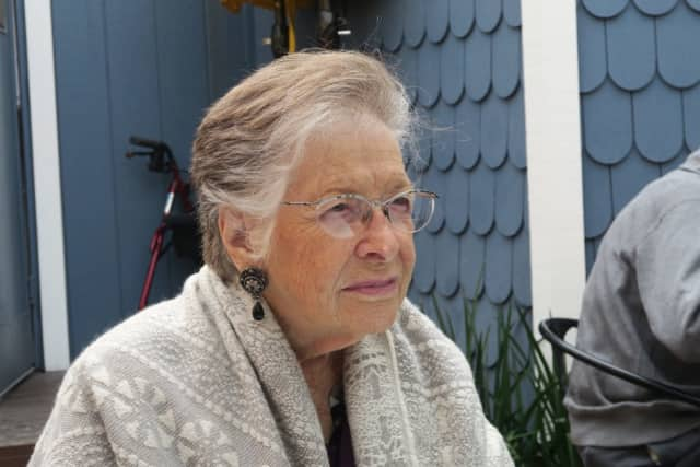 Fay J.  (Ciano) DeFrancisci died in California last month. The former Yorktown resident was 95.