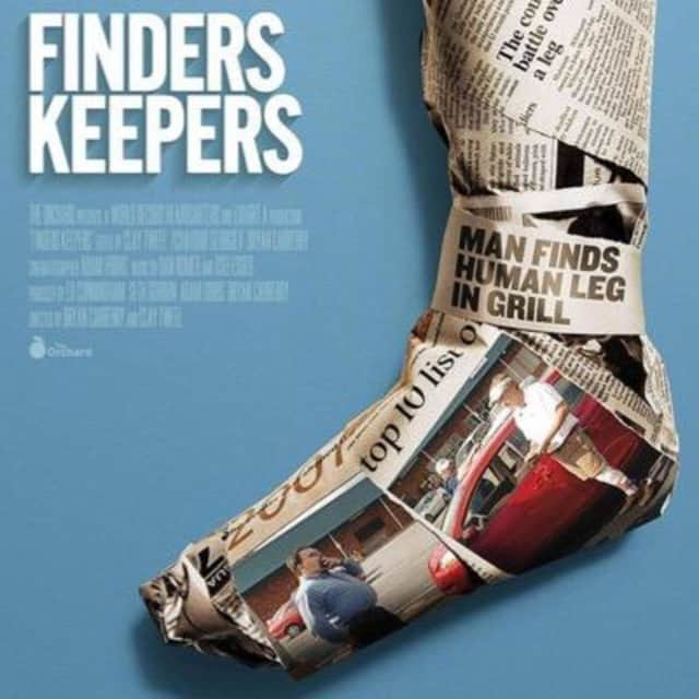 """""""Finders Keepers"""" is one of three films on offer in March at Ferguson Library."""