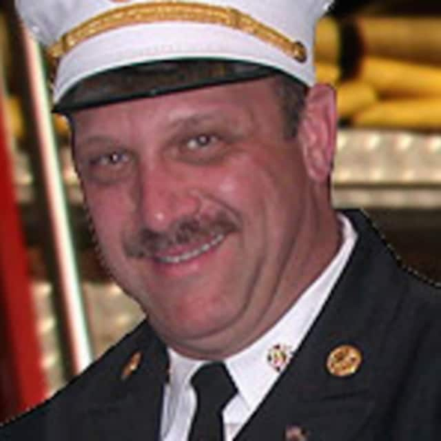 Wilton Fire Chief Ron Kanterman