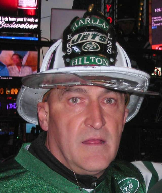 Fireman Ed of East Rutherford.