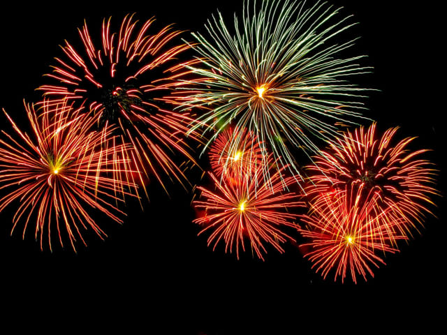 Passaic County is full of spots to watch fireworks.