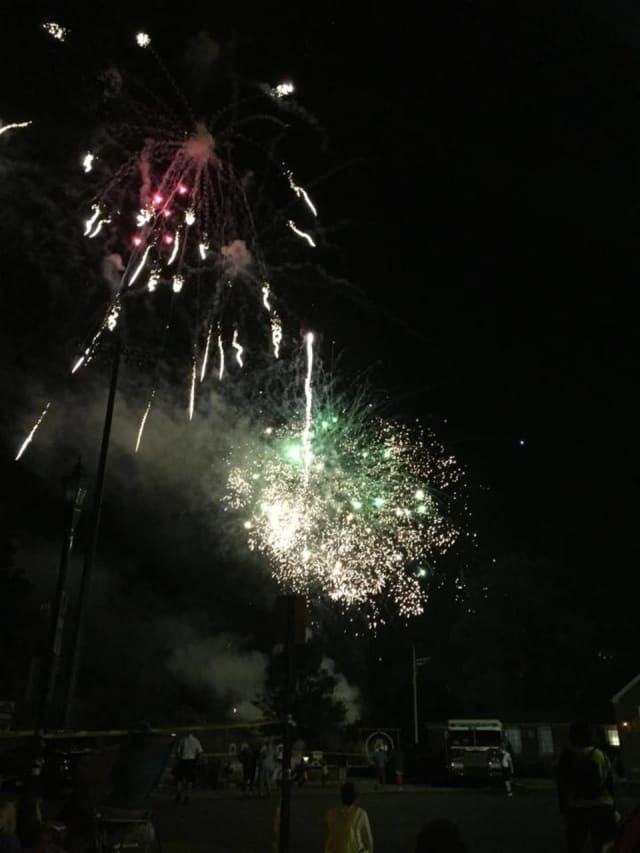 Fireworks are set to go off at Mount Vernon High School at 9 p.m. on Thursday, June 23.