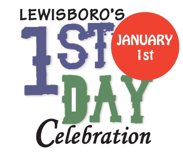 Lewisboro will welcome 2017 with its 1st Day Celebration.