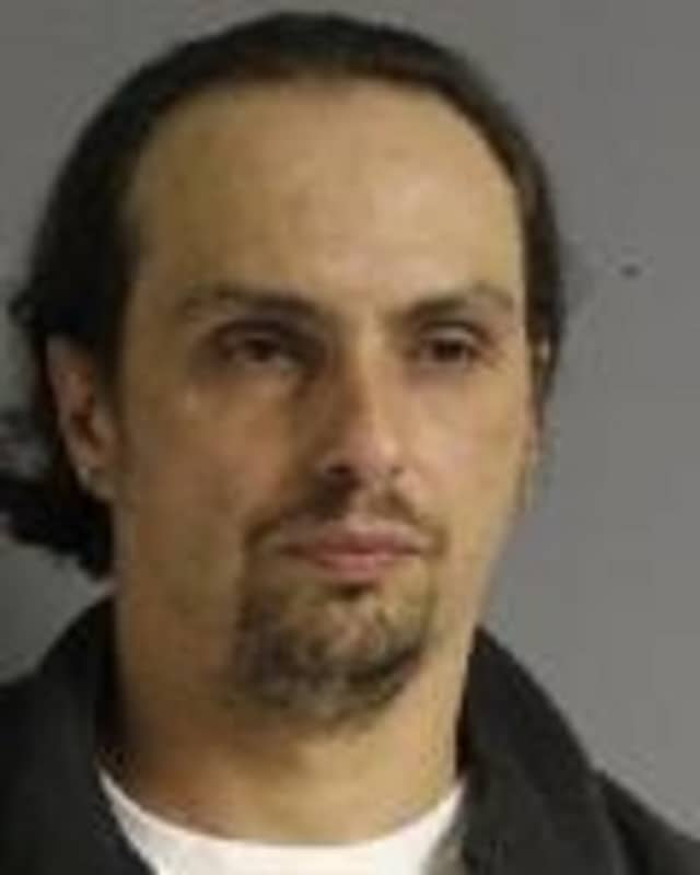 Angel Rodriguez Jr., 38, of Fishkill was charged with a DWI after state troopers noticed his car weaving in and out of his lane on Route 82, police said.