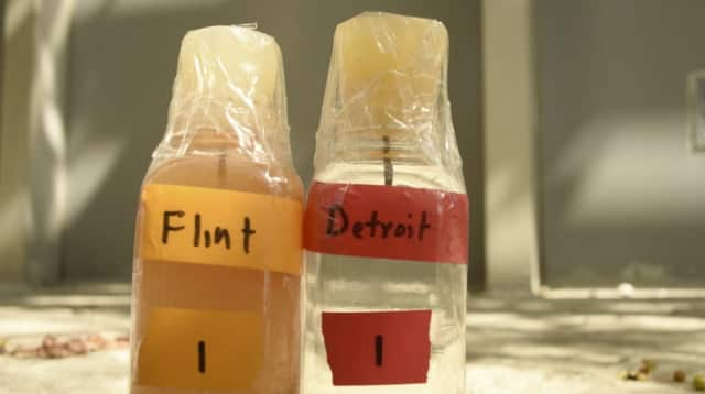The Ministers' Fellowship Council of White Plains and Vicinity is collecting water to be sent to Flint, Michigan where they are experiencing a water crisis from lead contamination.