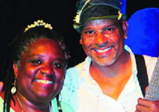 """Vienna Carrol and Keith Johnson will present a program entitled """"Folk First: Black Roots Music"""" at the Mount Vernon Public Library on Saturday, Feb. 6."""