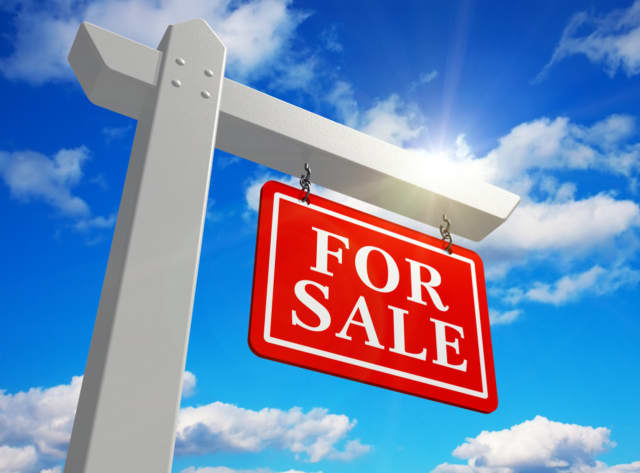 Real estate sales climbed 10 percent in Fairfield County in the third quarter.