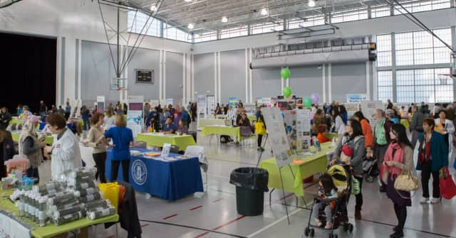 Fort Lee's Wellness Fair attracted more than 2,000 visitors.