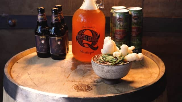Mighty Quinn's new chill is served at Savor at The Westchester.