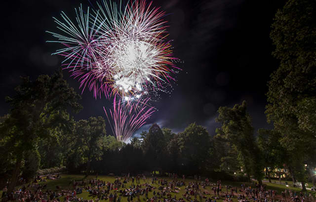 Here's where you can see fireworks in Bergen County on the Fourth of July.
