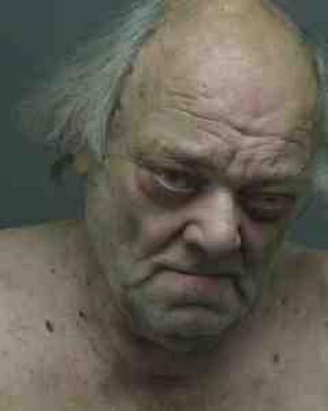 Frank Chillino was charged with public lewdness Monday.