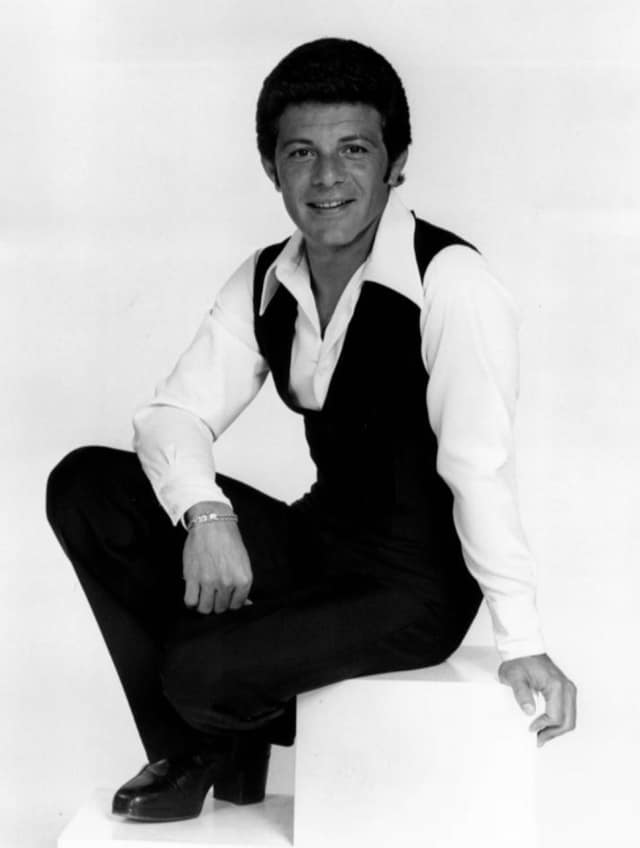 Frankie Avalon will sign copies of his new book Oct. 6 at Bookends.