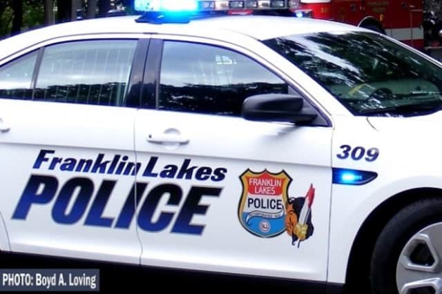 Franklin Lakes police had a busy Labor Day weekend.