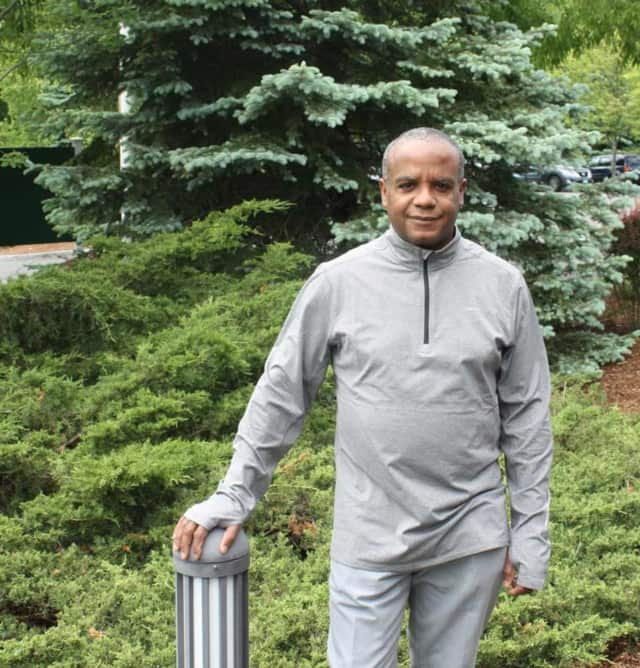 Fritz Mondesir, a Certified Nursing Assistant, has gained a reputation for embodying Waveny's mission to personally care for each resident during his more than 15 years of service.