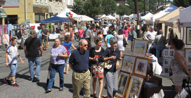 Edgewater Arts Council's 23rd Annual Arts & Music Festival
