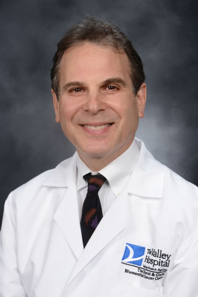 Dr. Howard Frey of The Valley Hospital Urologic Oncology Center advises men over 50 to regularly get screened to prevent prostate cancer.
