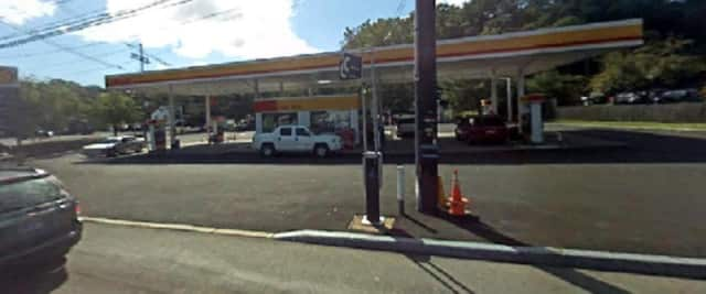 A winning Powerball ticket worth $50,000 was sold at this Shell gas station on Route 59 in Nyack, state lottery officials say.