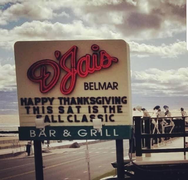 D'Jais in Belmar.