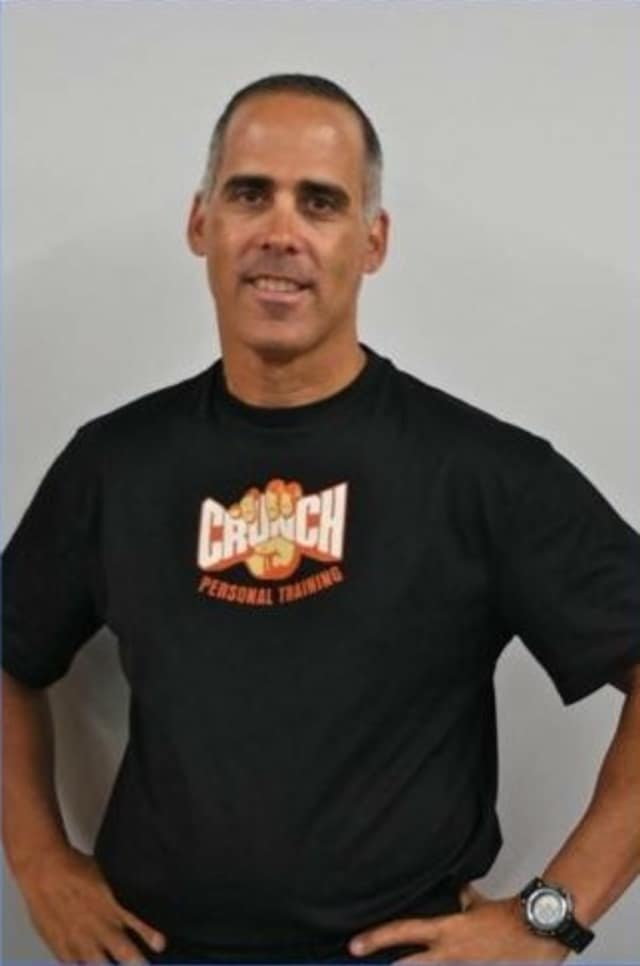 Chris Duro is the personal training manager of Crunch Fitness locations in White Plains and Port Chester .