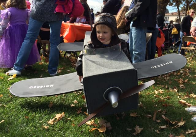 Children of all ages are welcome to participate in the Oct. 29 Lyndhurst Halloween Parade.