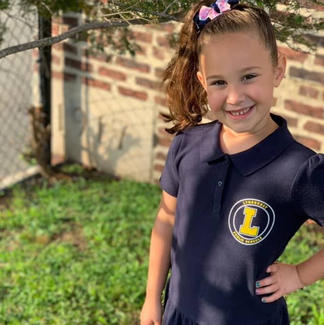 Francesca Restrepo will follow in several of her family members' footsteps when she begins Kindergarten at Columbus Elementary School in Lyndhurst -- 100 years after her great-grandmother did.