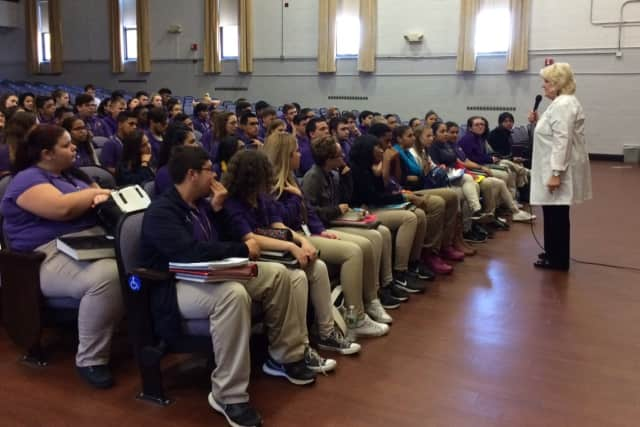 A gang and drug awareness talk is planned at Garfield Middle School.