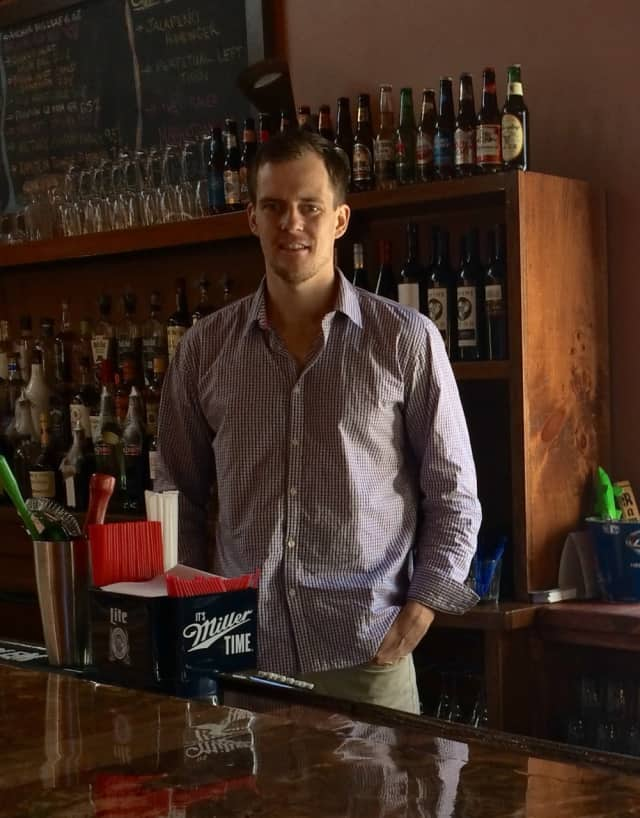 Dave Soule, co-owner of The River of Beer in Bloomingdale.