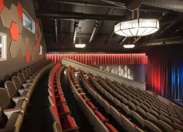 The Hackensack Performing Arts Center opens Saturday.