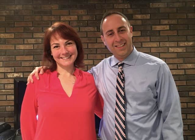 Democrats Tanya Seber and Christopher Vancher won seats on the Little Falls Council.