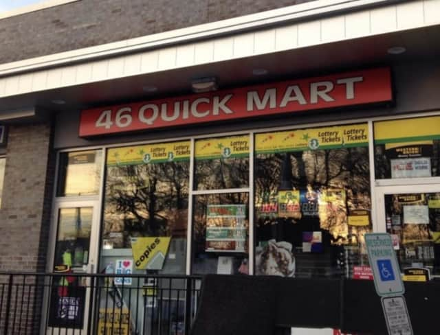 46 Quick Mart in Little Ferry sold a winning lottery ticket worth $160,513.