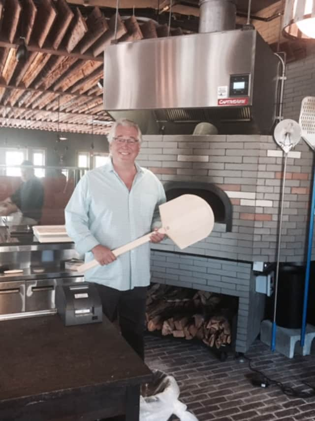 Rivermarket Bar and Kitchen has installed a new pizza oven