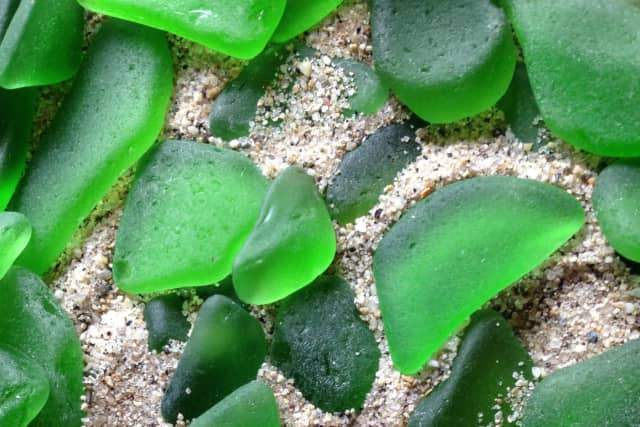 Fairfield County artist and Sea Glass enthusiast, Alyssa Shapiro, will be giving a presentation entitled, Sea Glass: History and Mystery, at the Norwalk Historical Society Museum, 141 East Avenue, on Wednesday, July 27 at 6 p.m.