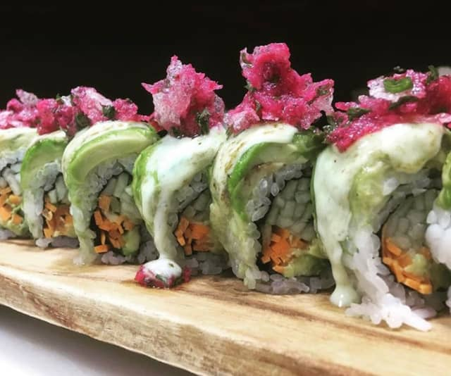Kenko Sushi was named the best sushi restaurant in New Jersey