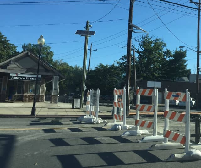 The Anderson Street railroad crossing in Hackensack will soon be smoother.