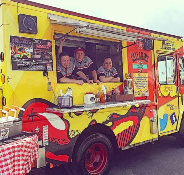 The Academy of the Holy Angels is having a food truck festival.