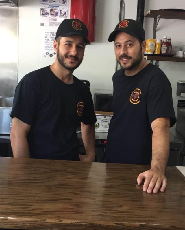 Elias Hios and Yianni Papageorgiou