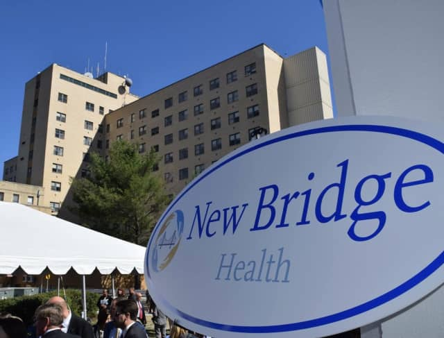 Bergen County officials have renamed the Bergen Regional Medical Center in Paramus as New Bridge Medical Center.