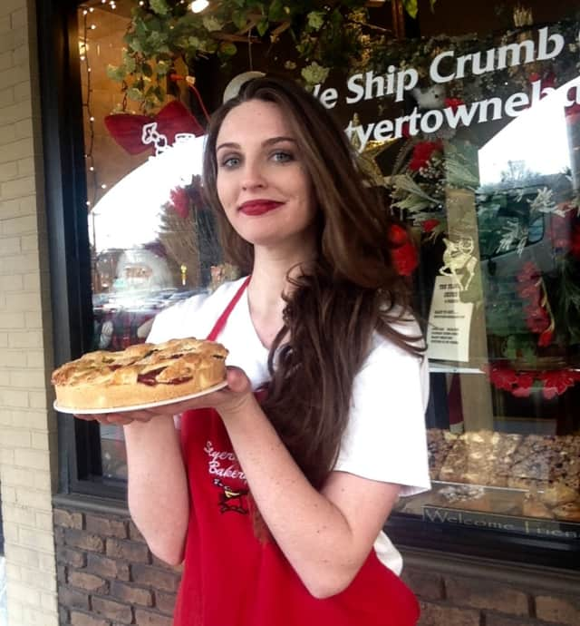 Styertowne Bakery in Clifton is known for its pies, among other desserts.