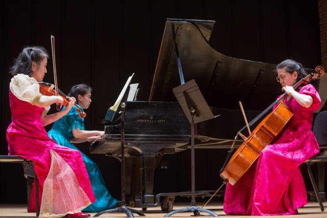 The Furuya Sisters will return to the Pequot Library for a classical concert on Saturday.