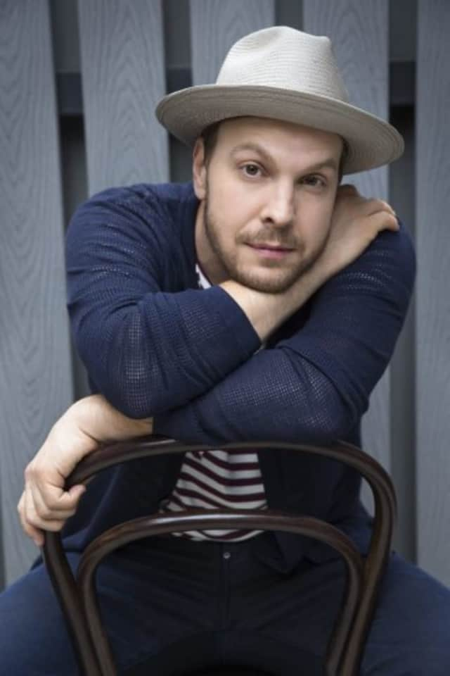Gavin DeGraw will perform at a benefit for Greenwich Hospital in June.