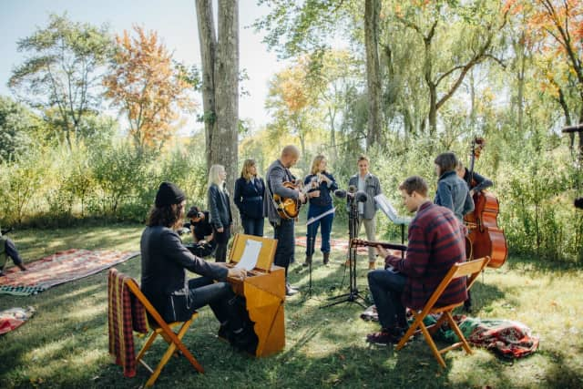 Grace Farms Foundation's Arts Initiative summer programs will present a series of site-specific pieces, workshops, collaborations, conversations and performances in New Canaan.