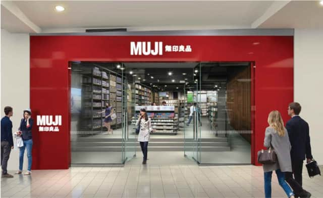 MUJI USA has opened a store in the Garden State Plaza.