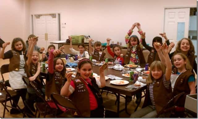 Pompton Lakes Girl Scouts will party with purpose Dec. 12.