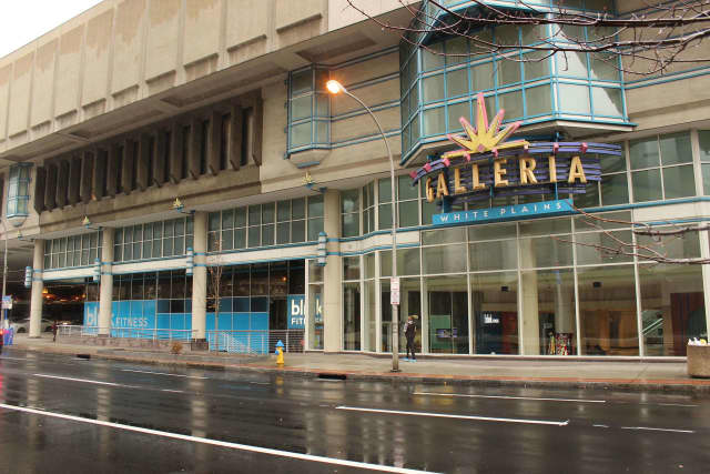Galleria Mall in White Plains.
